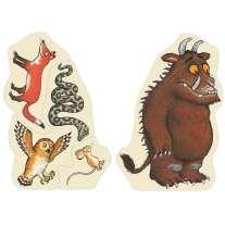 Bajo Gruffalo Character Puzzle