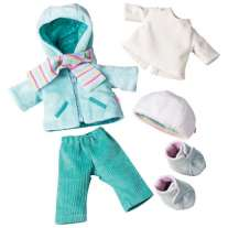 Haba Dolls Frida Clothes Set