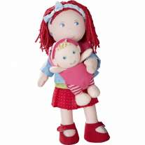 Haba Dolls Rubina with Baby