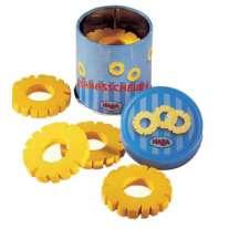 Haba Tin of Pineapple Rings