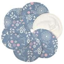 ImseVimse Garden Print Breast Pads 3 Pairs