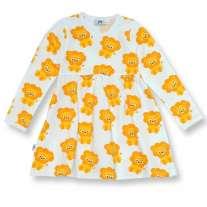 JNY Lion LS Sweet Dress