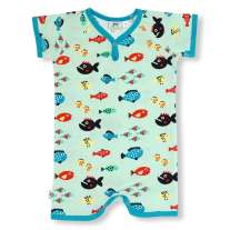 JNY Swimming Fish SS Bodysuit