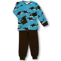 JNY Wild Whale 2-Piece Pyjamas
