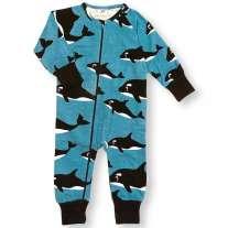 JNY Wild Whale Zip Jumpsuit