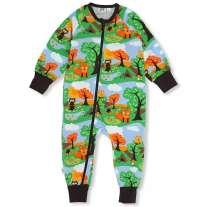 JNY Little Wood Zip Jumpsuit