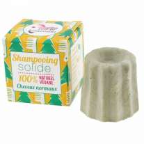 Lamazuna Solid Shampoo Normal Hair - Scots Pine