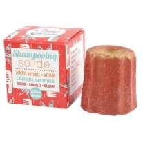Lamazuna Solid Shampoo Normal Hair - Orange, Cinnamon & Star Anise