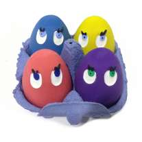 Lanco Ovo Eggs Box of 4