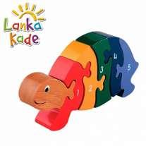Lanka Kade Tortoise 1-5 Jigsaw