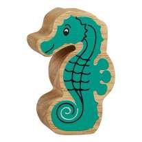 Lanka Kade Turquoise Seahorse