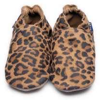 Inch Blue Leopard Shoes