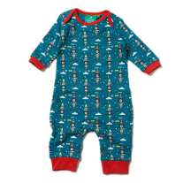 LGR Night Sky Rockets Play Suit