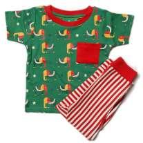 LGR Starry Eyed Elephant Play  T-shirt & Bottoms