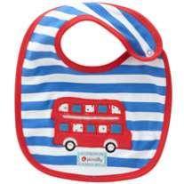 Piccalilly London Bus Bib