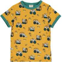 Maxomorra Brick Builders SS Top