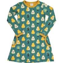 Maxomorra Golden Pear LS Dress