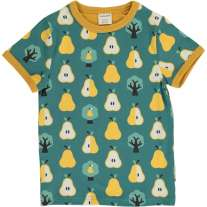 Maxomorra Golden Pear SS Top
