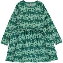Maxomorra City Landscape LS Spin Dress