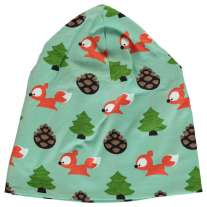 Maxomorra Busy Squirrel Regular Hat
