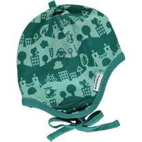 Maxomorra City Landscape Helmet Hat