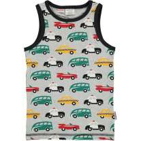 Maxomorra Traffic Tank Top
