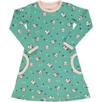 Maxomorra Little Sparrow LS Dress