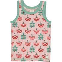 Maxomorra Ruby Rowanberry Tank Top
