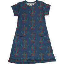 Maxomorra Anchor SS Dress