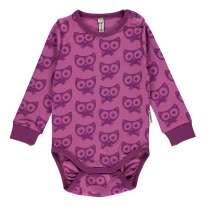Maxomorra Purple Cats LS Body