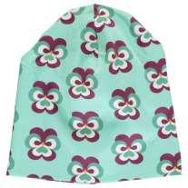 Maxomorra Purple Pansy Regular Hat