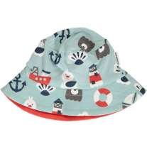 Maxomorra Blue Ocean Sun Hat