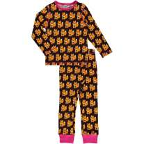 Maxomorra Squirrel LS Pyjamas