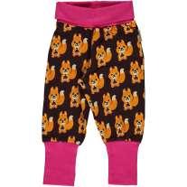 Maxomorra Squirrel Rib Pants