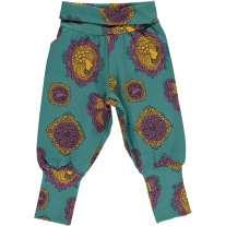Maxomorra Vintage Treasures Rib Pants