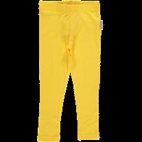 Maxomorra Yellow Leggings