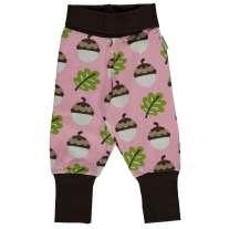 Maxomorra Acorn Rib Pants