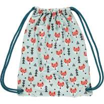 Maxomorra Blue Fox Gym Bag