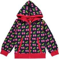 Maxomorra Cherry Zip Hoody