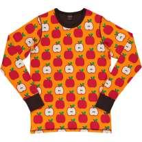 Maxomorra Classic Apple Adult LS Top