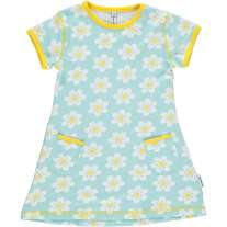 Maxomorra Flower SS Dress