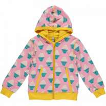 Maxomorra Ice Cream Zip Hoody