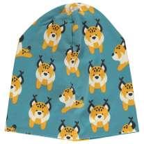Maxomorra Lively Lynx Regular Hat