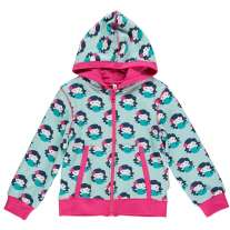 Maxomorra Mermaid Zip Hoody