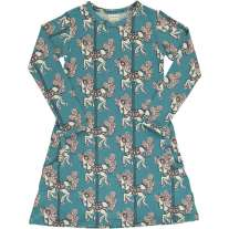 Maxomorra Merry-Go-Round LS Dress