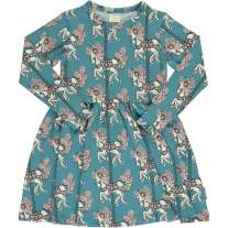 Maxomorra Merry-Go-Round LS Spin Dress