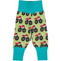 Maxomorra Monster Truck Rib Pants