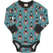 Maxomorra Moon Rocket LS Body