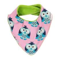 Maxomorra Owl Dribble Bib