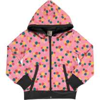Maxomorra Party Balloon Hooded Cardigan
